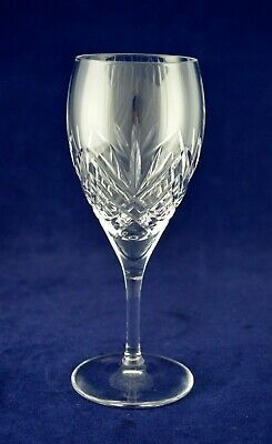 """Royal Doulton Crystal """"JULIETTE"""" Sherry / Port Glass 15cms (5-7/8″) Tall"""