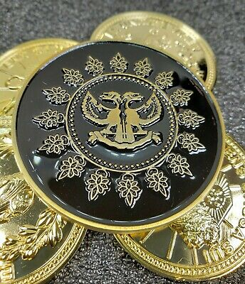 Continental High Table - The Department Of The Adjudicator John Wick Coin Prop
