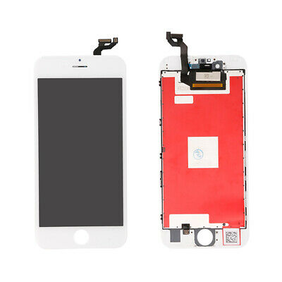 """iPhone 6S Plus 5.5"""" LCD Display + Screen Touch Digitizer + Frame Assembly WHITE"""