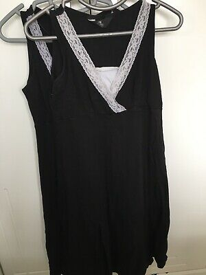 Maternity Nursing Nighties Bundle Black Mothercare 10