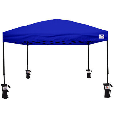 IMPACT CANOPY 10X10 Easy Pop Up Canopy Tent EZ Instant