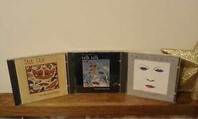 Talk Talk The Partys Over [1982] Plus Colour Of Spring[1986] Very Best Of Cd Set