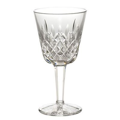 "Waterford Crystal Lismore 5.75"" 4 oz Claret Small Wine Goblet Glass ""FLAW"" AS-IS"