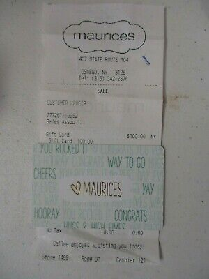 MENARDS GIFT CARD * $225 00 w/ Receipt for proof of value