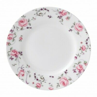 4  Royal Albert Casual BREAD PLATES Rose Confetti NEW (s)