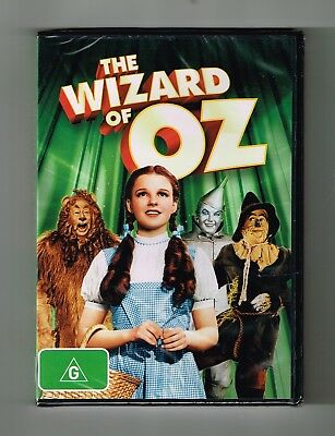 The Wizard Of Oz Dvd Brand New & Sealed