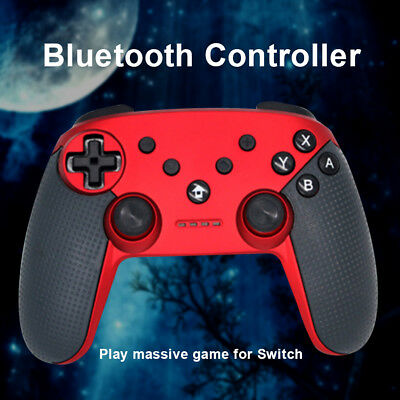 ITS- FX- Dual Shock Wireless Bluetooth Controller Gamepad for Switch Console New