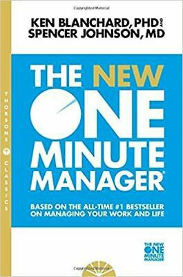 The New One Minute Manager (The One Minute Manager-updated) Paperback