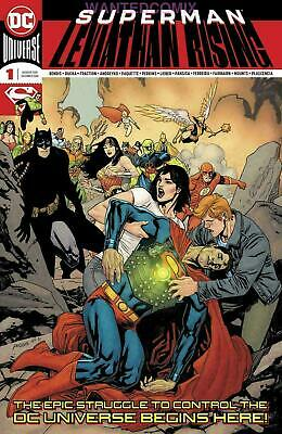 SUPERMAN LEVIATHAN RISING SPECIAL #1 2nd PRINT - DC UNIVERSE - 26/06/19