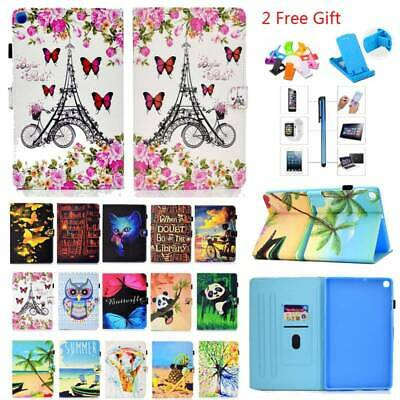 """Case For Samsung Galaxy Tab A 10.1"""" 2019 SM-T510/T515 Tablet Wallet Stand Cover"""