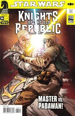 Star Wars Knights of the Old Republic (2006) #  34 (8.0-VF)