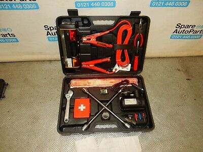 Break Emergency Down Kit In Carry Box