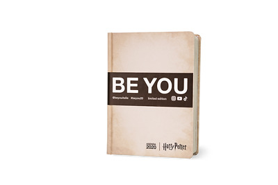 Diario Agenda Be You Harry Potter - Limited Edition
