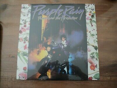 PRINCE and the revolution / PURPLE RAIN (1984) LP neuf scéllé réédition !!!