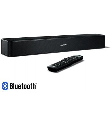 Bose Solo 5 Tv Bluetooth Soundbar 732522-111R Factory Renewed W/ 1-Yr Warranty