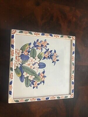 Tiffany & Co. Porzellan Teller Platte Serving Plate