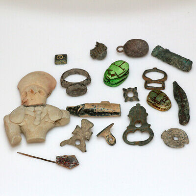 Nice Lot From Ancient To Vintage Period Artifacts