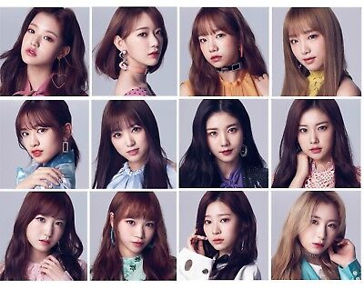 IZ*ONE IZONE 1ST Debut CD + DVD Suki to Iwasetai Type A + B ver  SET