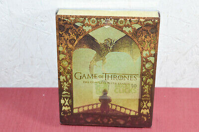Game of Thrones The Complete Fifth Season Blu-Ray