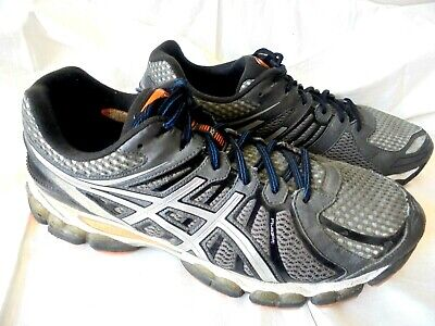 mens asics trainers size 7