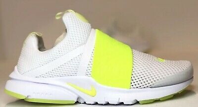 b7f7856ed1274 NIKE PRESTO EXTREME (GS) Athletic Sneakers White Volt Boys Size 6 ...
