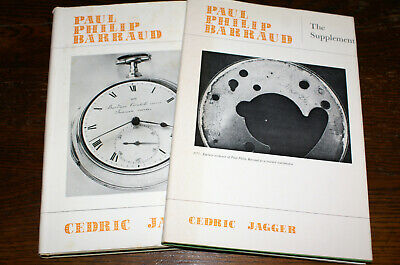 Paul Philip Barraud Study Of A Fine Chronometer Maker..1750-1929 C Jagger Signed