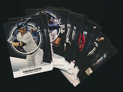 2019 Topps Series 2 Significant Statistics Inserts - Pick from List - Free Ship