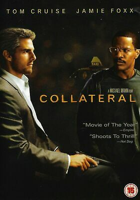 Collateral (DVD, 2005) Jamie Foxx, Tom Cruise