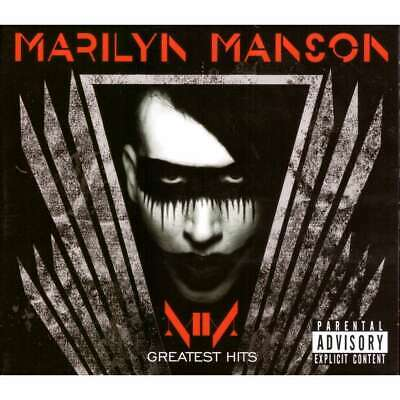 Marilyn Manson-  Greatest  Hits Collection 2Cd
