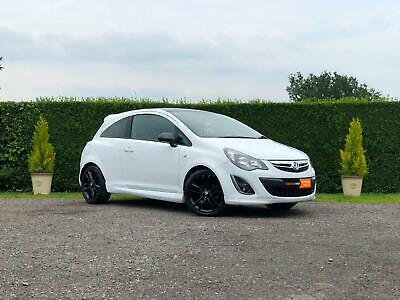 Vauxhall Corsa Limited Edtion 2014 3Dr 1.3 Cdti 38K M.o.t May 2020 Clean Car A/C
