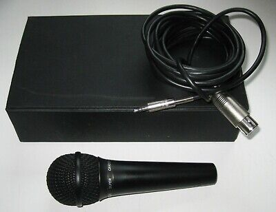 Behringer XM2000 Super Cardioid Microphone with Cable