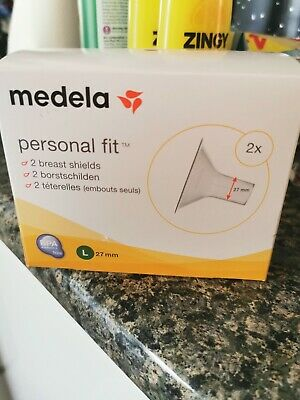 Medela personal fit breast shield size L