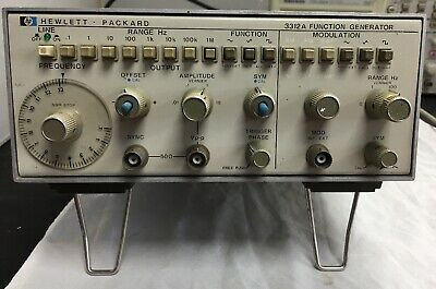 HP 3312A Function Generator