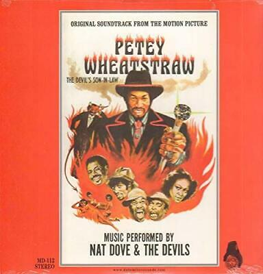 """Ost Petey Wheatstraw The Devil's Son-In-Law [Rudy Ray Moore """"Dolomite""""] (Vinyl)"""