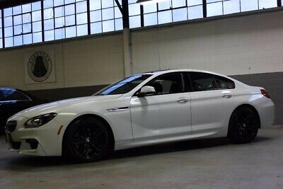 2015 BMW 6-Series  2015 BMW 640i GRAN COUPE x-DRIVE, M SPORT PACKAGE, LOADED!!