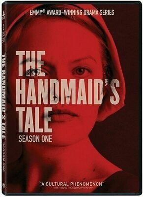 The Handmaids Tale: The Complete First Season One 1 (DVD, 2018, 3-Disc Set) NEW