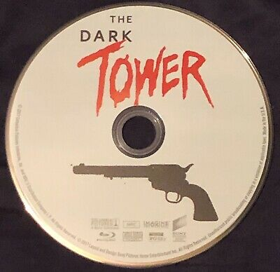 The Dark Tower - Newest Release - Blu-ray from 4K set