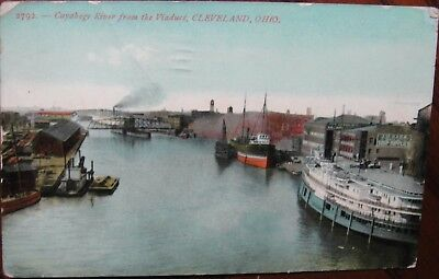 Vintage post card Mailed in 1909