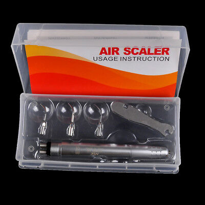 Hot dental NSK styleultrasonic air scaler handpiece 2holes with tips S1 S2 S3 JC