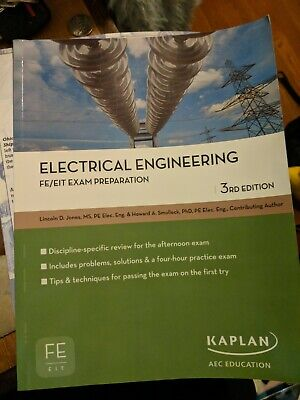 FUNDAMENTALS OF ENGINEERING FE/EIT Exam Preparation KAPLAN