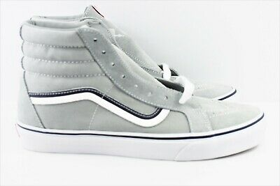 3ba2bca91d Vans SK8 Hi Reissue Mens Size 10 Skate Shoes MLB New York Yankees Grey