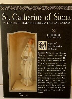 Roman Inc St Catherine of Siena Patroness Of Italy, Doctor Of The Church 50299