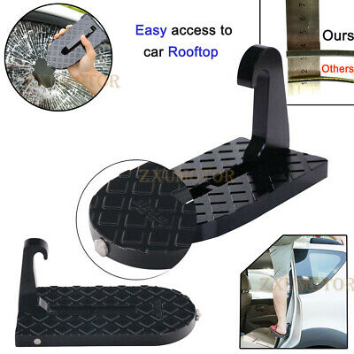 Vehicle Car Door Step Folding Ladder for Jeep SUV Car Easy Access to Car Rooftop