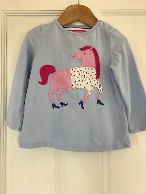 Joules Age 18-24 Months Horse Top