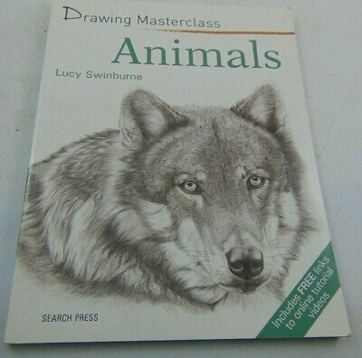 Drawing Masterclass - Animals By Lucy Swinburne - 2014