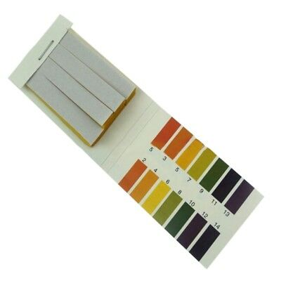 PH Tester 1-14 Test Paper Tropical Aquarium Cold Water Fish Tank Testing Applied