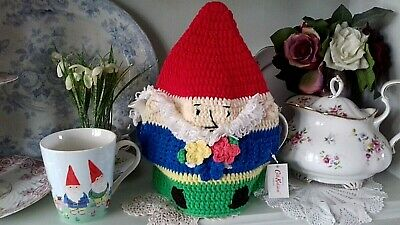 Cath Kidston Gnome Tea Cosy Rare Vintage Home Brand New Kitchen Dining Display