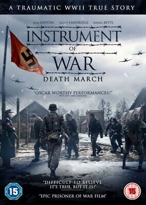 Instrument Of War (Dvd) (New) (Released 11Th March) (Free Post)