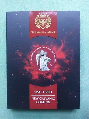 Germania Space Red 2019