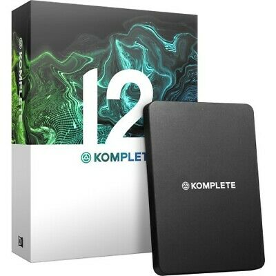 Native Instruments KOMPLETE 12 Update K11 | Neu